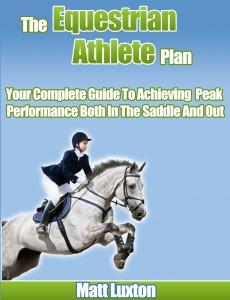 Matt Luxton's Blog - Author of The Equestrian Athlete Plan