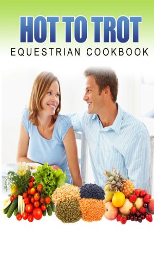 Rider Fitness, Hot to Trot Cookbook, Equestrian Athlete Plan, Matt Luxton